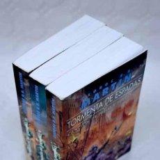 Libros: TORMENTA DE ESPADAS.- MARTIN, GEORGE R. R.. Lote 288417888