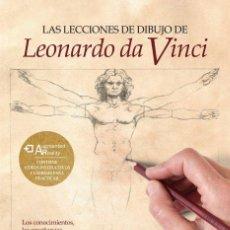 Libros: LECCIONES DE DIBUJO LEONARDO DA VINCI, LAS - AA. VV.. Lote 288419053