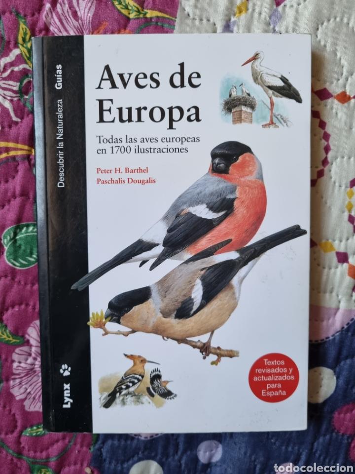 AVES DE EUROPA (Libros sin clasificar)