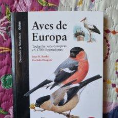 Libros: AVES DE EUROPA. Lote 288431118
