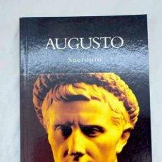 Libros: AUGUSTO.- SUETONIO TRANQUILO, CAYO. Lote 288748498