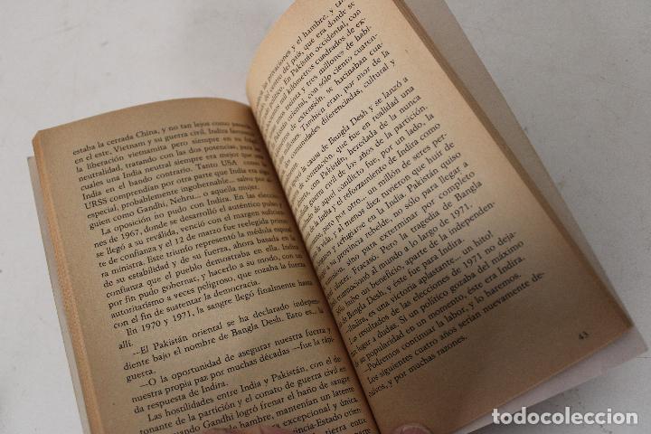 Libros: Libro de revista GARBO INDIRA GANDHI Toda la vida por la India - Foto 2 - 288861558