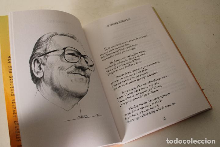 Libros: ANTOLOGÍA. - José María Fernández Nieto. - Foto 3 - 288866273