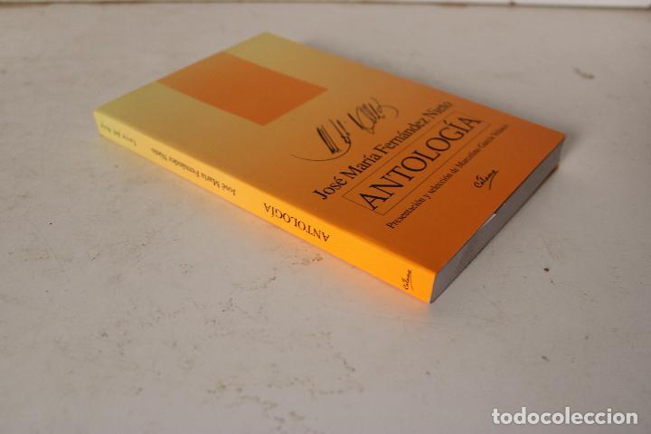 Libros: ANTOLOGÍA. - José María Fernández Nieto. - Foto 4 - 288866273