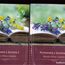 Libros: FORTUNATA Y JACINTA. TOMOS I Y II - BENITO PÉREZ GALDÓS. Lote 288962243