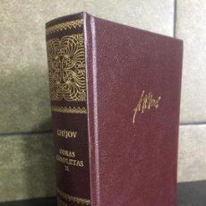 Libros: CHEJOV. OBRAS COMPLETAS. TOMO II. AGUILAR.. Lote 288969358