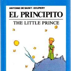 Libros: EL PRINCIPITO / THE LITTLE PRINCE - SAINT - EXUPERY, ANTOINE. Lote 289204048