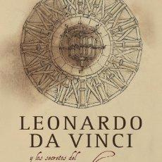 Libros: LEONARDO DA VINCI Y EL SECRETO DEL CÓDICE ATLÁNTICO - NAVONI, MARCO - BUZZI, FRANCO. Lote 289204063