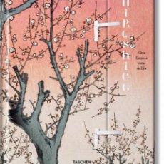Libros: HIROSHIGE. CIEN FAMOSAS VISTAS DE EDO - BICHLER, LORENZ - TREDE, MELANIE. Lote 289204133