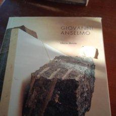 Libros: GIVANNI ANSELMO. Lote 289250533