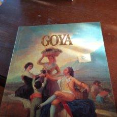 Libros: GOYA. Lote 289253013