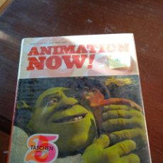 Libros: ANIMATION NOW. Lote 289253158