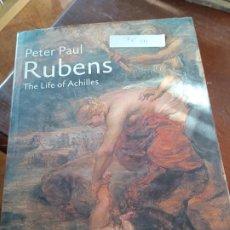 Libros: RUBENS THE LIFE OF ACHILLE. Lote 289253643