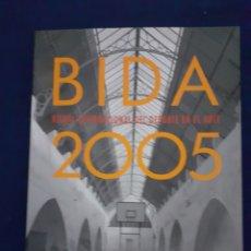 Libros: BIDA 2005 BIENAL INTERNACIONAL DEL DEPORTE EN EL ARTE, EXCELENTE ESTADO. Lote 289370318