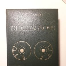 Libros: IRIDODIAGNOSIS. POR EL DOCTOR V. L. FERRANDIZ. EDICIONES CEDEL. 1970.. Lote 289502938