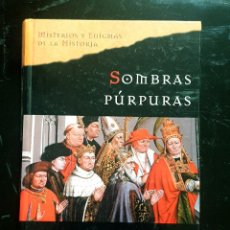 Libros: SOMBRAS PURPURAS PHILIP VANDENBERG. Lote 289523623