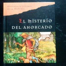 Libros: EL MISTERIO DEL AHORCADO MICHAEL JECKS. Lote 289523708