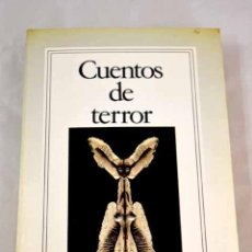 Libros: CUENTOS DE TERROR. Lote 289533398