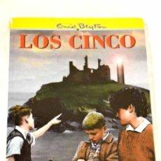 Libros: LOS CINCO OTRA VEZ EN LA ISLA DE KIRRIN.- BLYTON, ENID. Lote 289533418