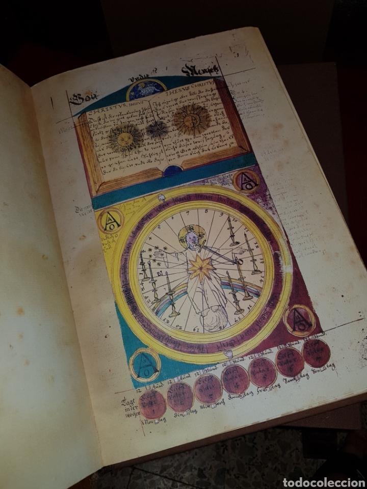 Libros: EXCELENTE FACSIMIL PROFECIAS DE NOSTRADAMUS N 761 DE 1000 EJEMPLARES - Foto 3 - 289638633