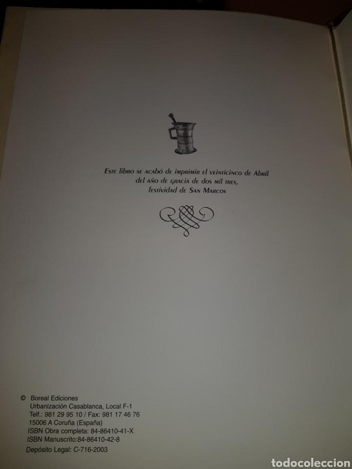Libros: FACSÍMIL TRATADO DE LA BELLEZA Y DE LAS CON FIGURAS DE NOSTRADAMUS - Foto 4 - 289639598