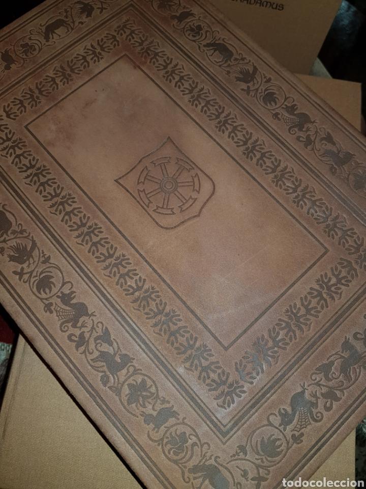 Libros: FACSÍMIL TRATADO DE LA BELLEZA Y DE LAS CON FIGURAS DE NOSTRADAMUS - Foto 6 - 289639598