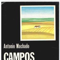 Libros: CAMPOS DE CASTILLA - ANTONIO MACHADO. Lote 289668913