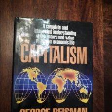 Libros: CAPITALISM, GEORGE REISMAN. Lote 289764443