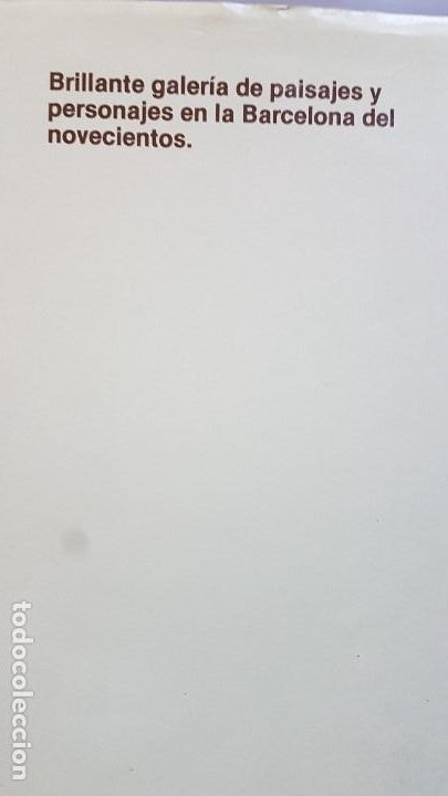 Libros: JOSEP PLA - UN SEÑOR DE BARCELONA - Tapa dura - Foto 8 - 289764843