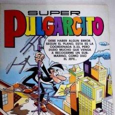 Libros: SUPER PULGARCITO. NÚM 92. Lote 289771658