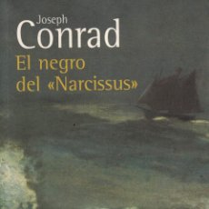 "Libros: EL NEGRO DEL ""NARCISSUS"" - JOSEPH CONRAD. Lote 290077598"