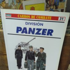 Libros: CARROS DE COMBATE. OSPREY. 31. Lote 290077793