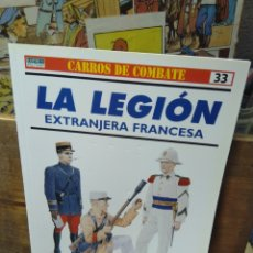 Libros: CARROS DE COMBATE. OSPREY. 33. Lote 290078253