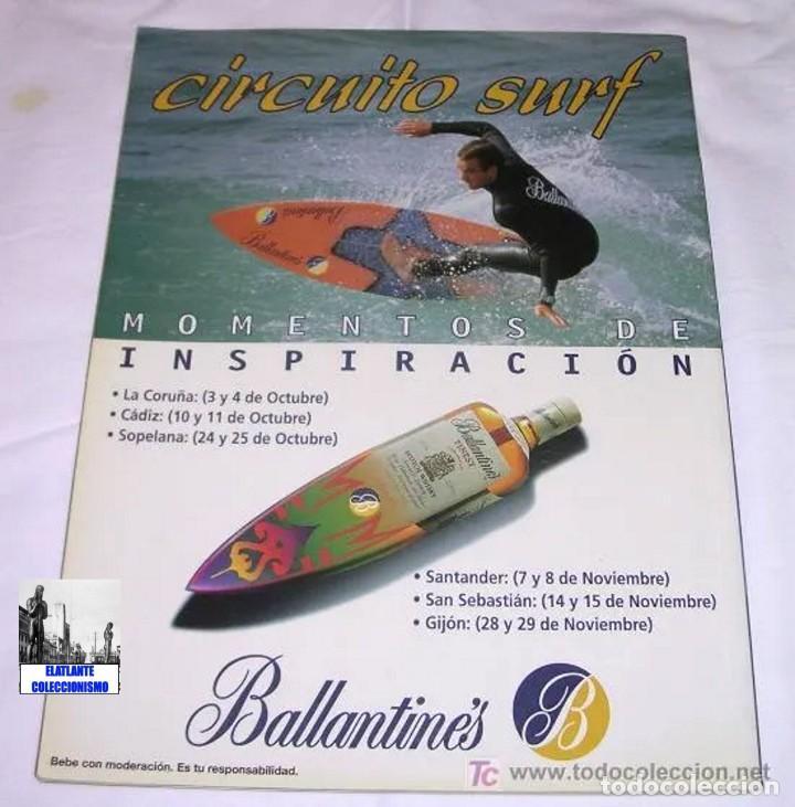 Libros: SURFER RULE - NÚMERO 52 - NOVIEMBRE - DICIEMBRE - 1998 - BUEN ESTADO - TEMA SURF - 9 EUROS FINAL - Foto 7 - 289527333
