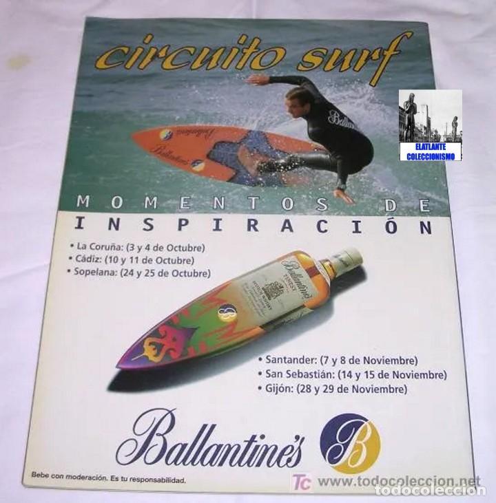 Libros: SURFER RULE - NÚMERO 52 - NOVIEMBRE - DICIEMBRE - 1998 - BUEN ESTADO - TEMA SURF - 9 EUROS FINAL - Foto 8 - 289527333