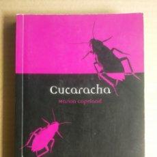 Libros: CUCARACHA, POR MARION COPELAND (MELUSINA, 2007). SERIE ANIMAL.. Lote 290749303