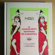 Libros: EL MANUSCRITO ENCONTRADO EN ZARAGOZA, POR DIEGO MOLDES (CALAMAR, 2009). INSTITUTO POLACO DE CULTURA.. Lote 290749778