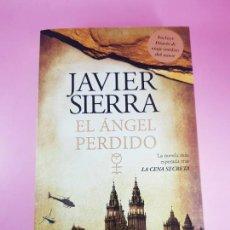 Libros: LIBRO-EL ÁNGEL PERDIDO-JAVIER SIERRA-1ªEDICIÓN BOOKET-JUNIO 2012-Dº DE VIAJE INÉDITO-COLECCIONISTAS. Lote 290849303
