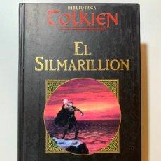 Libros: EL SILMARILLION (J. R. R. TOLKIEN) CON MAPA DESPLEGABLE - BIBLIOTECA TOLKIEN PLANETA. Lote 291836768
