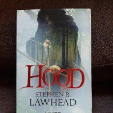 "Libros: ""HOOD"". Lote 293313848"