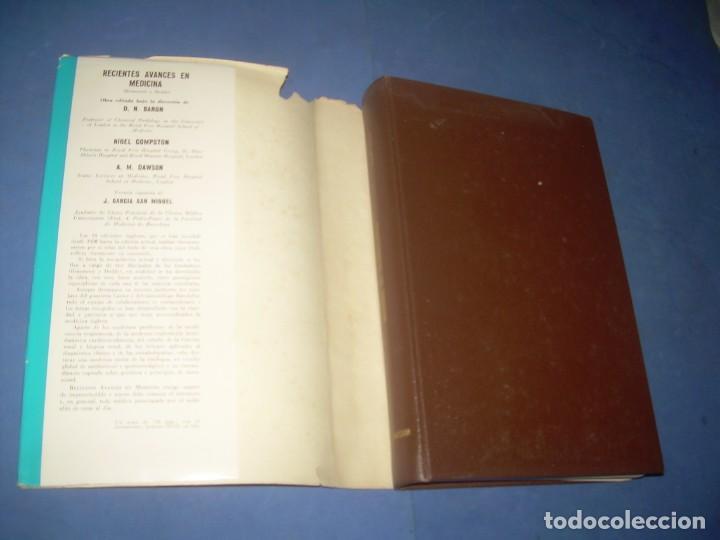 Libros: MANUAL DE ALERGOLOGÍA. THIERS. TORAY-MASSON 1966. LIBRO MEDICINA ALERGIAS - Foto 2 - 293676298