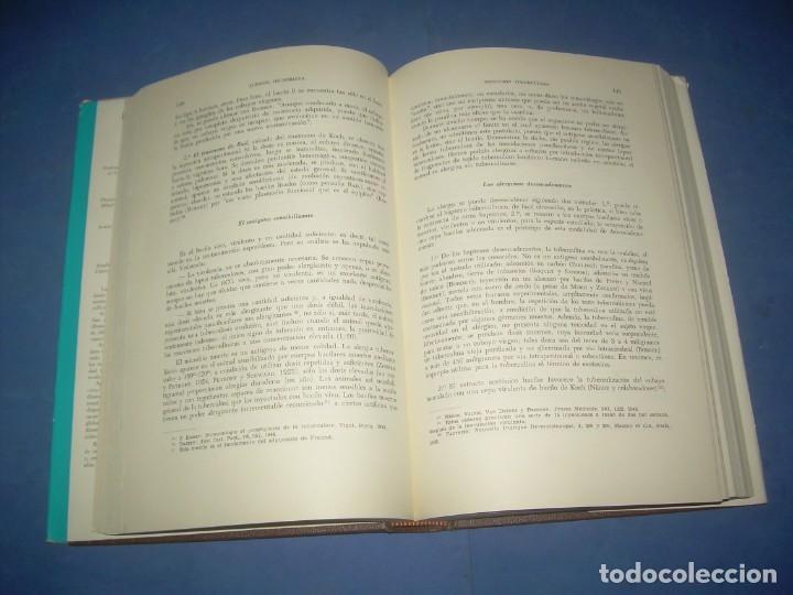 Libros: MANUAL DE ALERGOLOGÍA. THIERS. TORAY-MASSON 1966. LIBRO MEDICINA ALERGIAS - Foto 3 - 293676298
