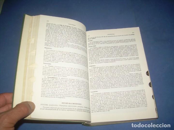 Libros: EL MANUAL MERCK DE DIAGNÓSTICO Y TERAPÉUTICA. DOHME LABORATORIOS 1968 LIBRO MEDICINA - Foto 2 - 293676403