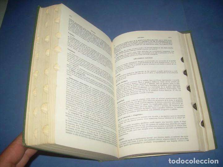 Libros: EL MANUAL MERCK DE DIAGNÓSTICO Y TERAPÉUTICA. DOHME LABORATORIOS 1968 LIBRO MEDICINA - Foto 3 - 293676403