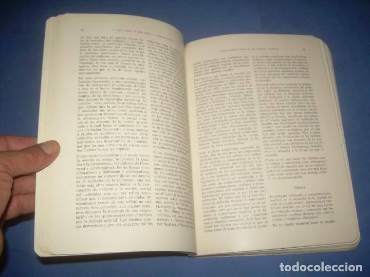 Libros: FIBROSIS Y ENFISEMA PULMONAR-TIROIDES. SOCIEDAD MEDICINA INTERNA. PONENCIAS VII CONGRESO. PAMPLONA 1 - Foto 2 - 293676503