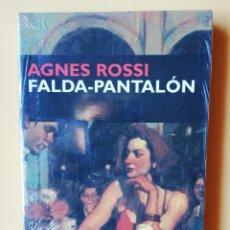 Libros: FALDA-PANTALÓN - AGNES ROSSI. Lote 293714858