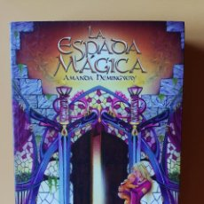 Libros: LA ESPADA MÁGICA - AMANDA HEMINGWAY. Lote 293714993