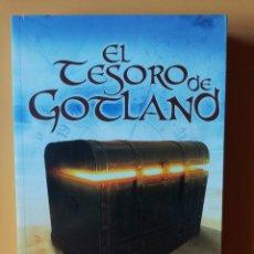 Libros: EL TESORO DE GOTLAND. UNA NOVELA DE STÖRTERBEKER - BERND LIST. Lote 293714998
