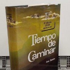 Libros: TIEMPO DE CAMINAR. SEMBLANZA DE JOSEMARÍA ESCRIVÁ DE BALAGUER - ANA SASTRE. Lote 293899008