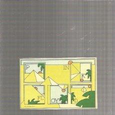 Libros: PINK FLOYD PEGATINA FASCIMIL. Lote 294024698